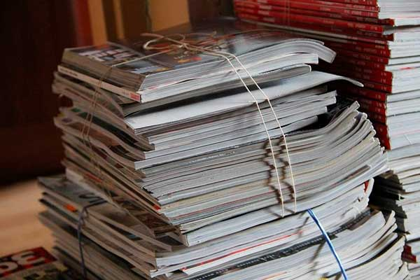 Прием журналов