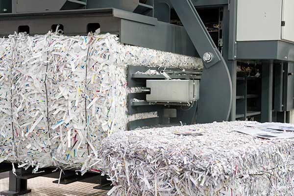 Прием отходов типографий